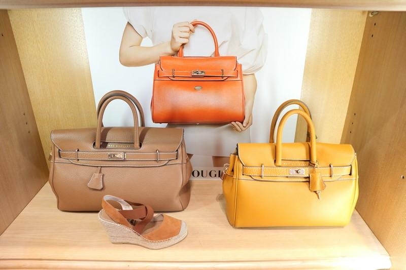 grand sac beige mac douglas boutique toulouse